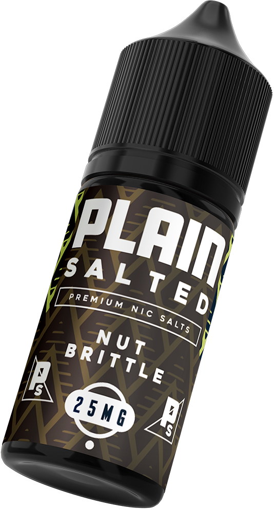 Plain Salted NUT BRITTLE