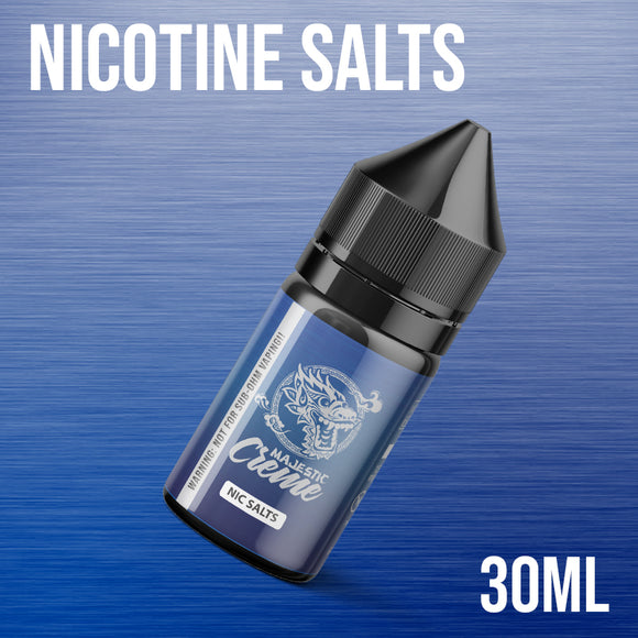 Majestic Creme Salt Nic - 30ml