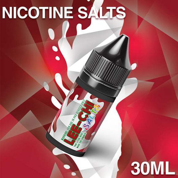 Majestic Lee Chi - Iced Up Salt Nic - 30ml