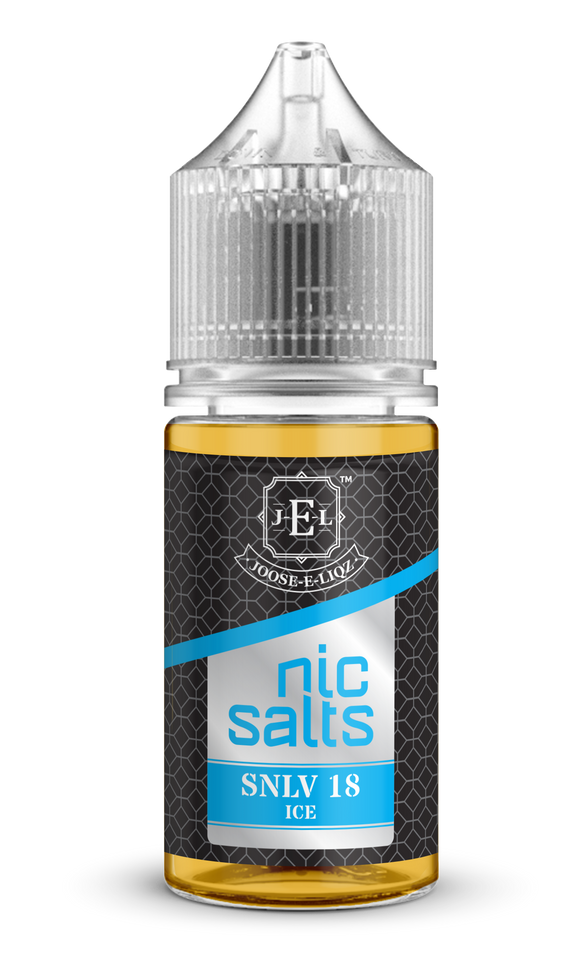 JOOSE-E-LIQZ SNLV 18 ICE NIC SALTS 30 ML