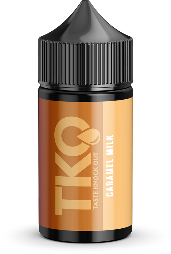 TKO CARAMEL MILK 120 ML