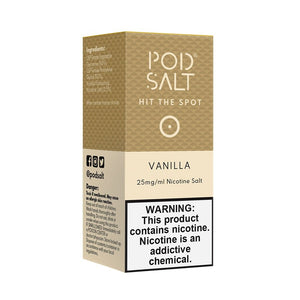 PODSALT CORE  VANILLA 30ML