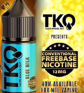 Tko Blue Milk MTL 30ml 12 Mg