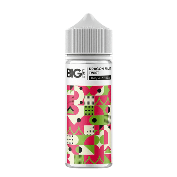 BIG TASTY DRAGON FRUIT TWIST 120ML