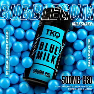 TKO BLUE MILK CBD 500 MG