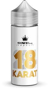 TKO ONE OZ 18 Karat 100ML