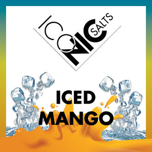 ESHELI ICONIC SALTS ICED MANGO
