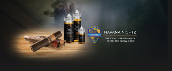 JOOSE-E-LIQZ Havana Nightz 60ML