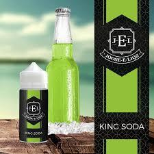 Joose-E-Liqs King Soda 60ML