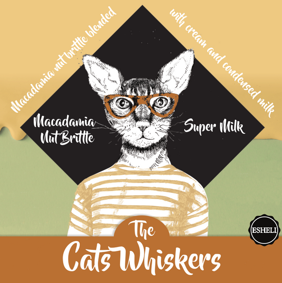 ESHELI CAT WHISKERS MACADAMIA