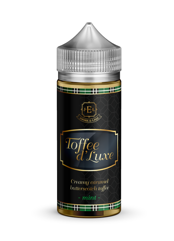Joose-E-Liqs Toffee D`Lux Mint 60ML