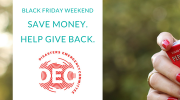 Black Friday: time for giving back?