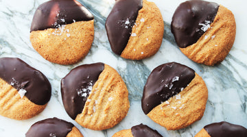 Sugar free peanut butter and xylitol cookies