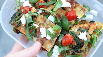Sugar free recipe: On-the-go breakfast frittata