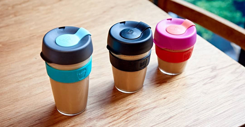 Keepcup sustainable tips