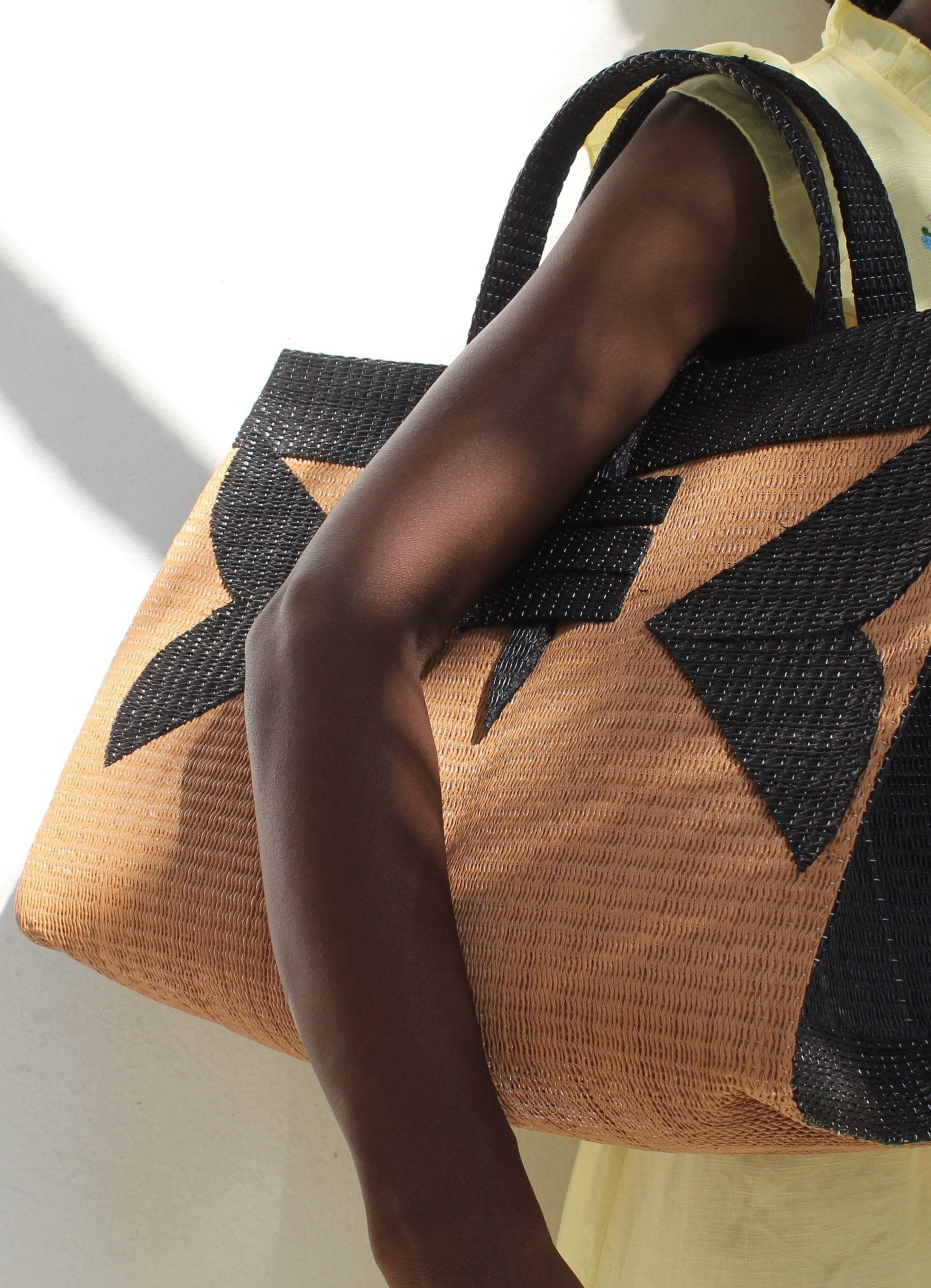 sac cabas made in africa