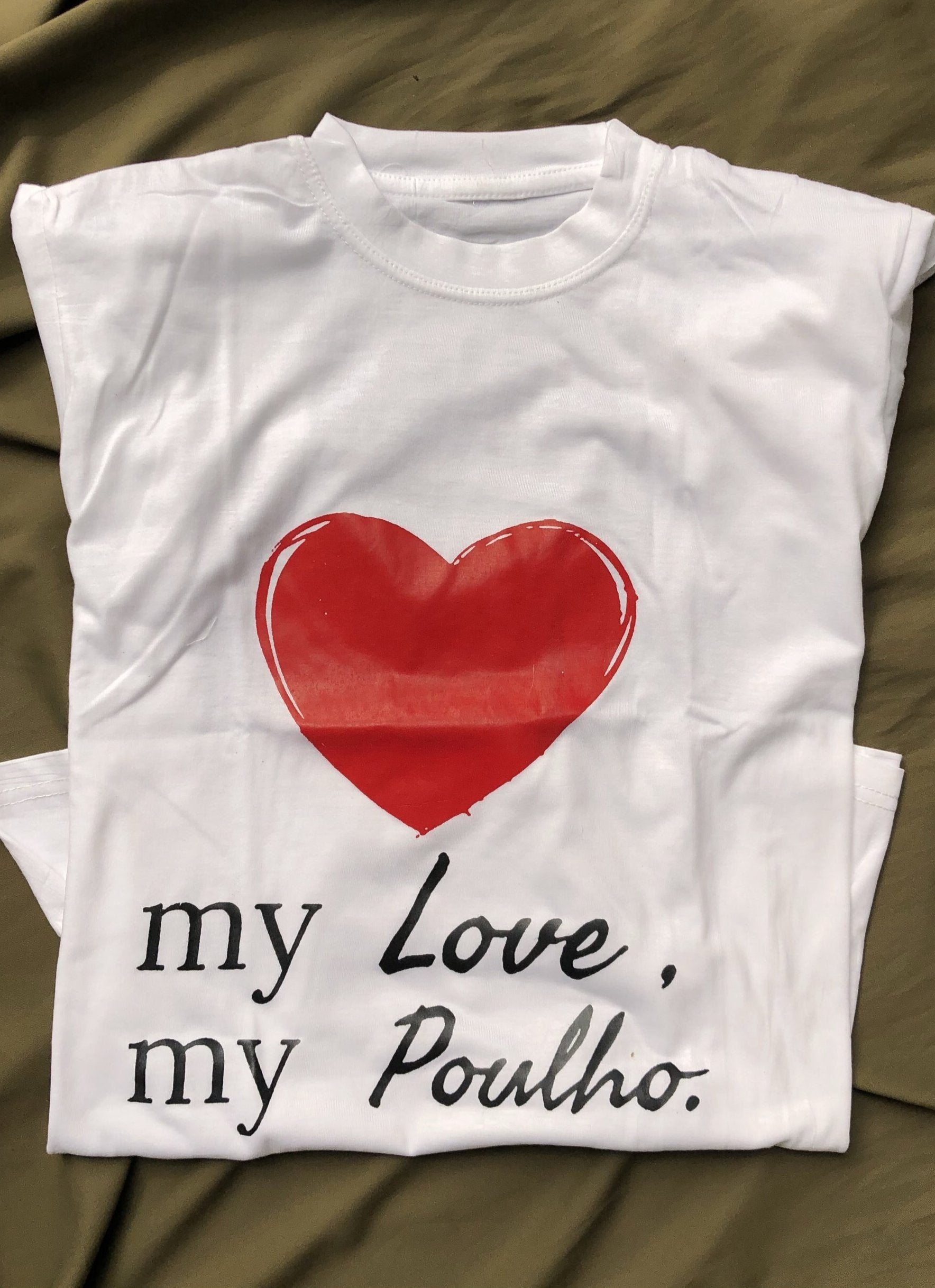 POUHLO | T-shirt