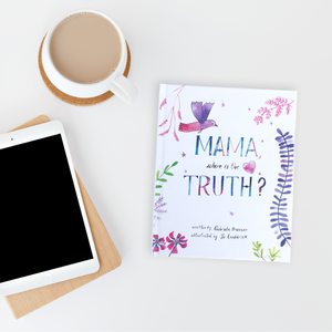 Mama, Where Is The Truth? Collector's Edition Hardcover Book