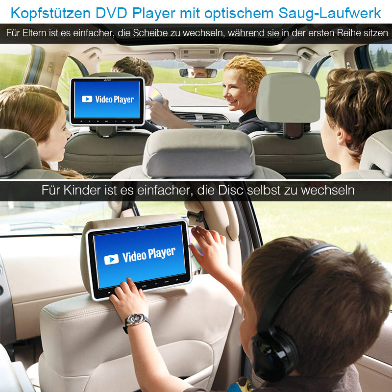 dvd player auto