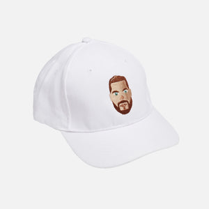 Buddy Franklin '23' Cap in White