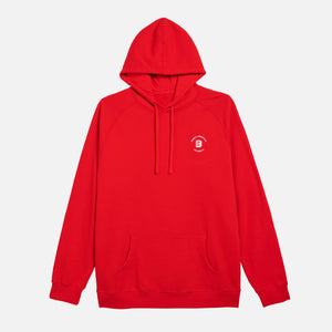 Buddy Franklin '23' Adult Unisex Hoodie in Red