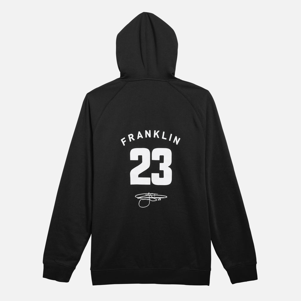 Buddy Franklin '23' Adult Unisex Hoodie In Black