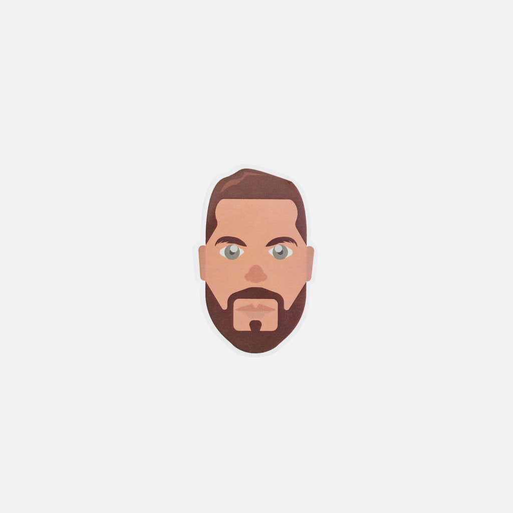 Buddy Franklin Stickers Pack of 10