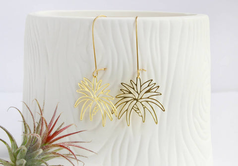 Air Plant Earrings | Style 1
