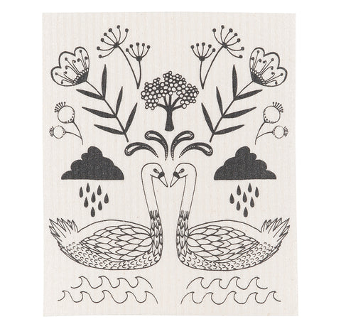 Wild Tale Swedish Dish Cloth