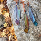Stained Glass Feather - Assorted
