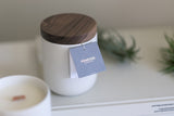 Penrose Candles - Midnight Amber Ceramic Candle