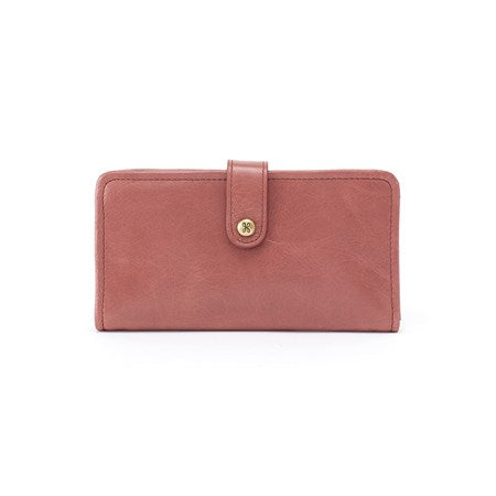 Torch Burnished Rose Wallet
