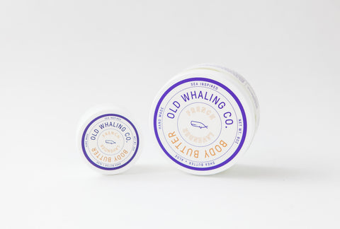 Old Whaling Company - French Lavender Travel-Size Body Butter (2oz)