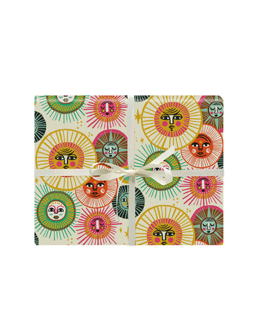 Suns Gift Wrap - Roll of 3