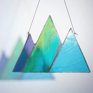 Stained Glass Mountain - Assorted
