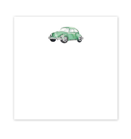 Punch Buggy Notepad