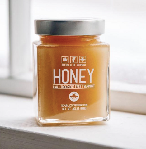 Raw Honey (1 lb)