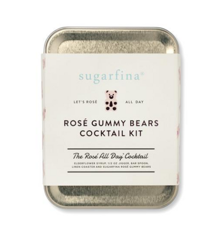 The Carry On Cocktail Kit - The Sugarfina Cocktail, Rose