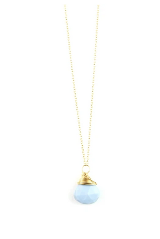 PANTONE Simple Necklace