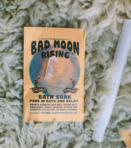 Bad Moon Rising - Bath Soak