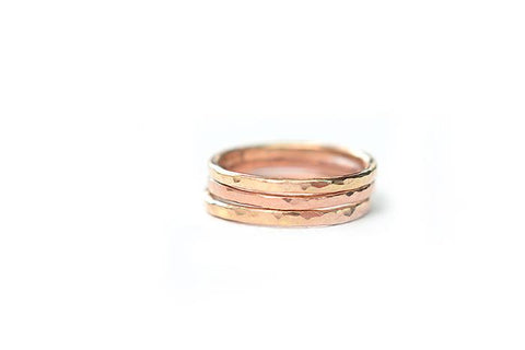 Morgana Rose Gold Ring