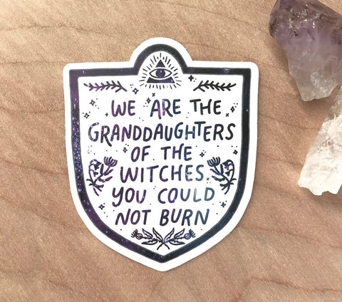 Granddaughters Sticker