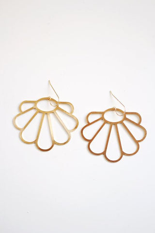 Deco Shell Earrings