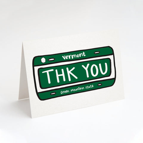 VT Thank-You Card