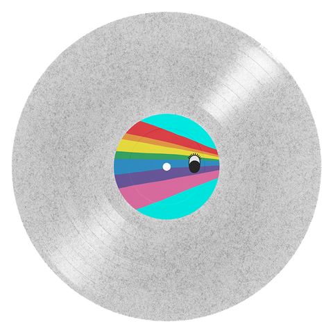Dillon Francis - 'Magic Is Real' Glitter Vinyl + Digital