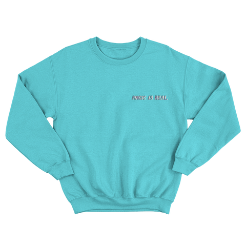 Dillon Francis - Holographic Embroidery Sweatshirt + Digital