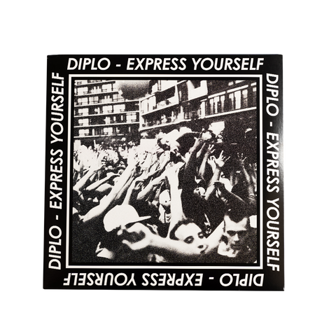Diplo - 'Express Yourself' 2XLP Serato Vinyl Set
