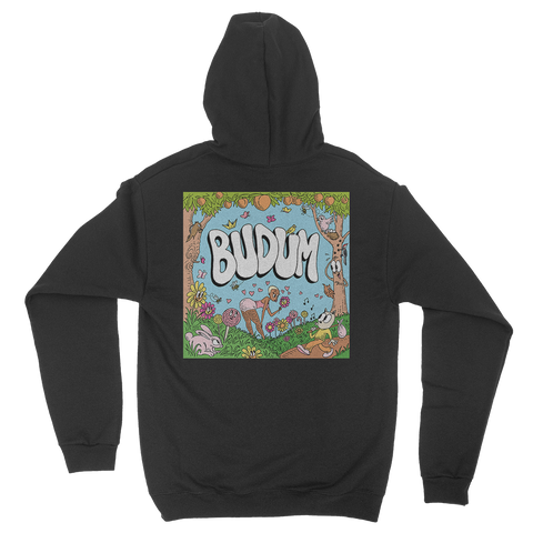 Jada Kingdom - Budum Hoodie + Digital Single