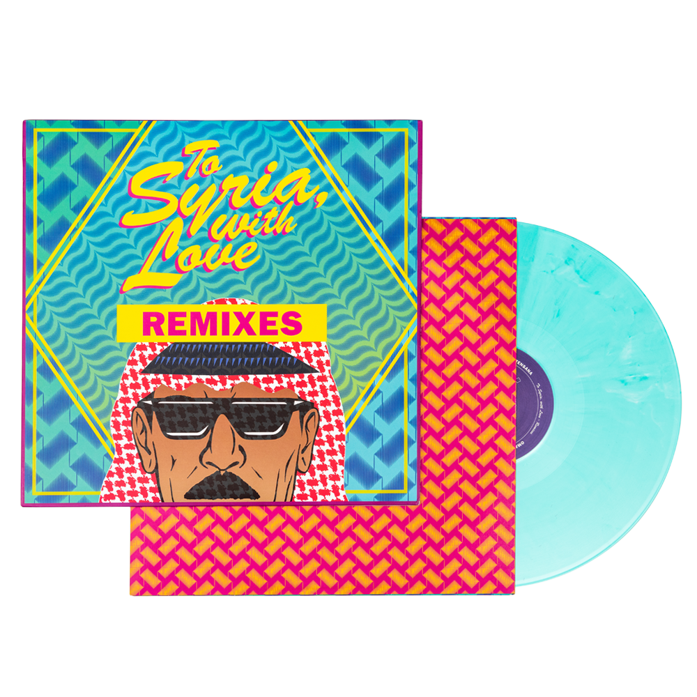 Omar Souleyman - 'To Syria, With Love (Remixes)' Vinyl
