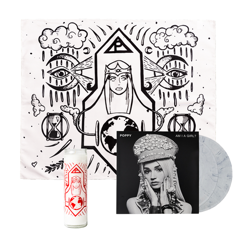 Poppy - 'Am I A Girl?' Vinyl Bundle